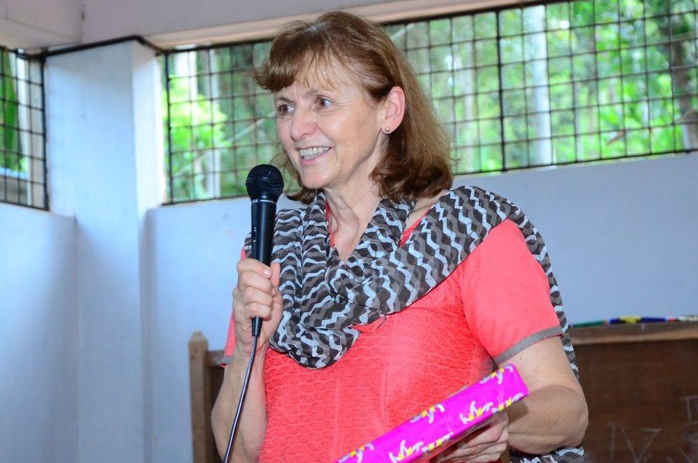 Ulla Berktold