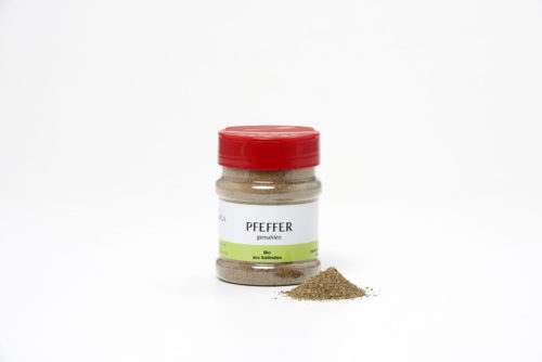 Pfeffer Bio Gewürz aus Südindien
