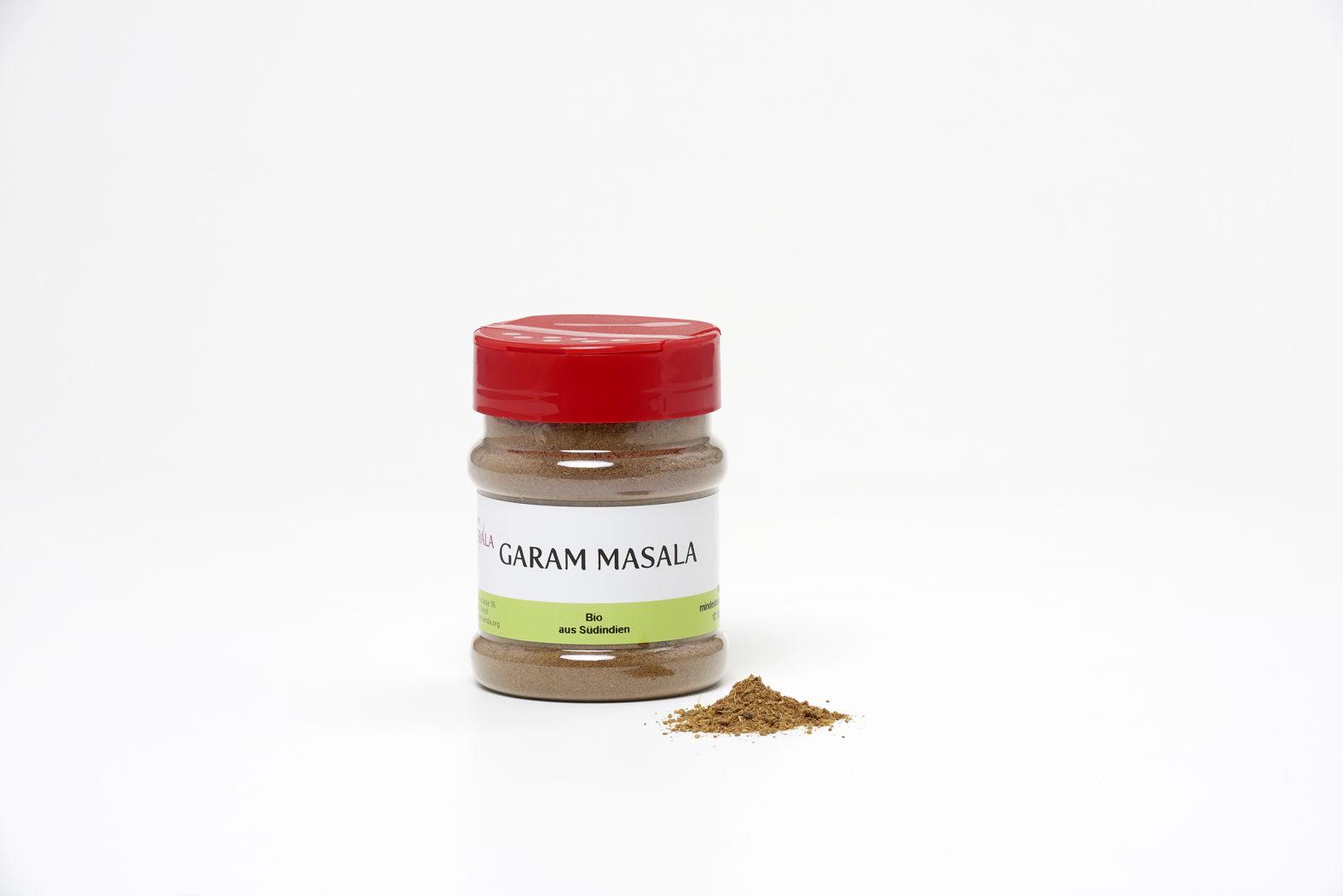 Garam Masala Bio Gewürz aus Südindien